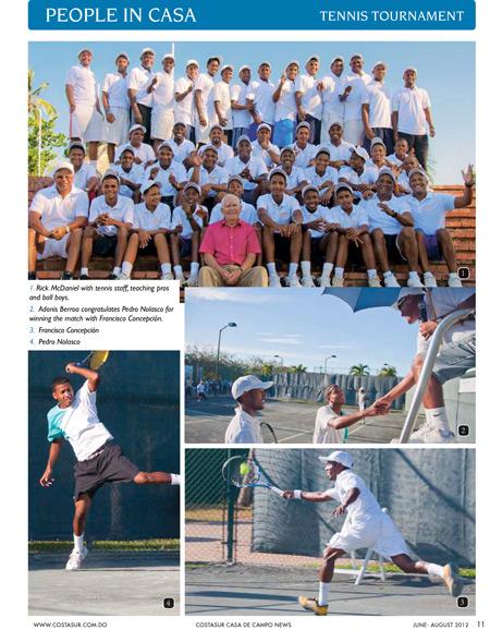 2012, 7th Annual Tournament Photos